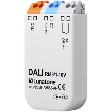 Dali Converter with relay function