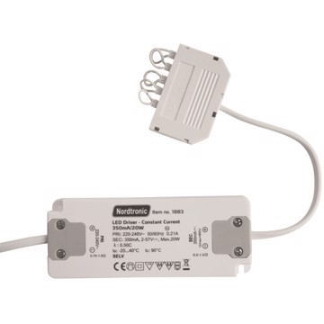 LED Driver - not dimmable