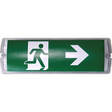 Exit sign 5-7W