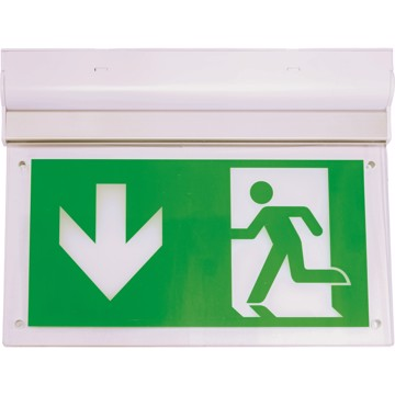 Exit sign 3W