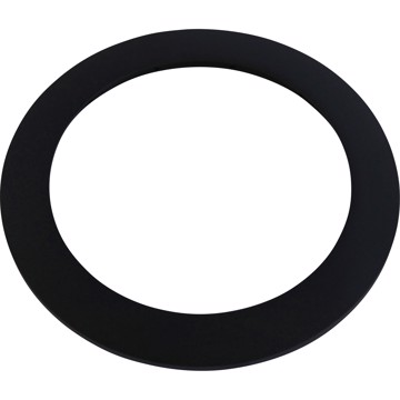 Front ring for Zita 28W, matt black